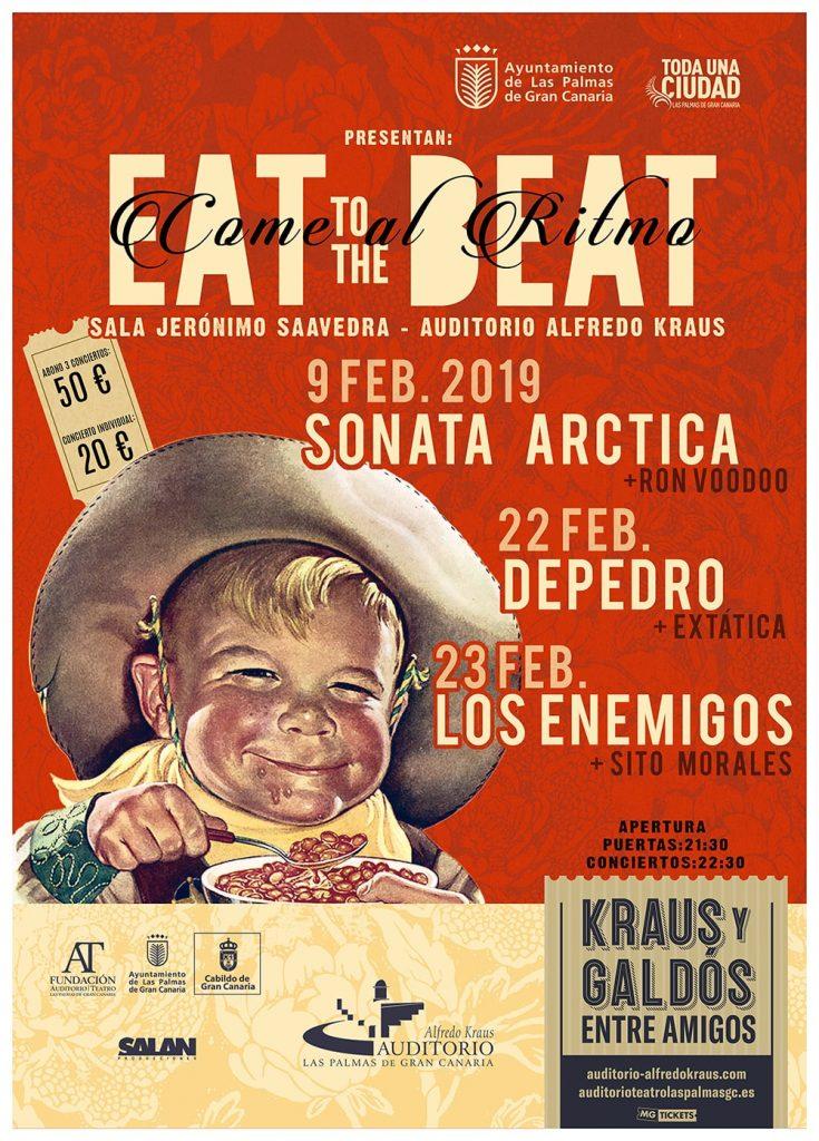 Conciertos en el Auditorio Alfredo Kraus