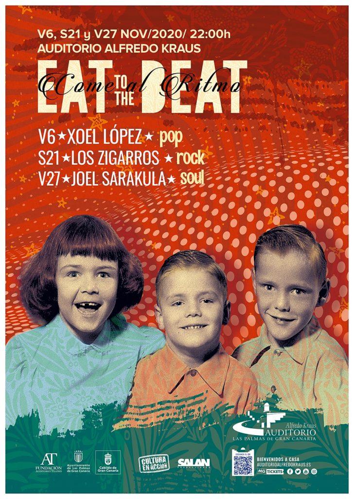 Conciertos de música Eat To The Beat